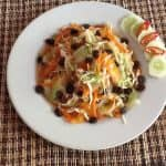 Thai Salad, scharf