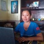 Marini war eine unserer ersten Mitarbeiterinnen im Service. Nach vielen Jahren Mitarbeit und kurzeitigen Erfahrungen außerhalb ist sie seit 2017 wieder bei uns. Eine ironische Laune des Schicksals wollte, dass Marini, die seinerzeit Minxi im Servicebereich angelernt hatte, etliche Jahre später im Office von Minxi eingearbeitet wurde.