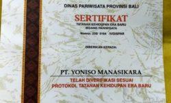 Zertifiziert nach aktuellen Sicherheits- und Gesundheitsstandards